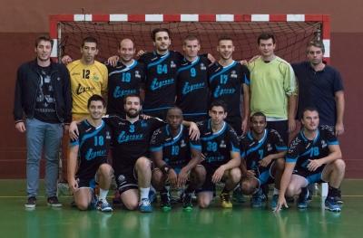 SPOH-Seniors 2 Saison 2015-2016