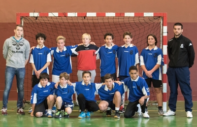 SPOH-14ans Saison 2015-2016