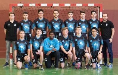 SPOH-18ans Saison 2015-2016