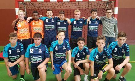 Moins de 16 contre Ouzouer sur Loire