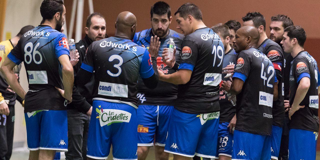 N3M – Seniors 1 contre Niort – presse