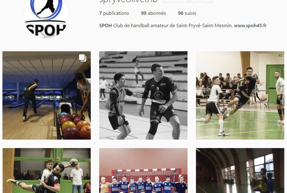 Le SPOH sur Instagram