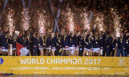 Championnes du Monde !!!