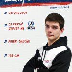 Pôle Espoirs Masculin – 12ème Tournoi Elite Jeunes à Poitiers