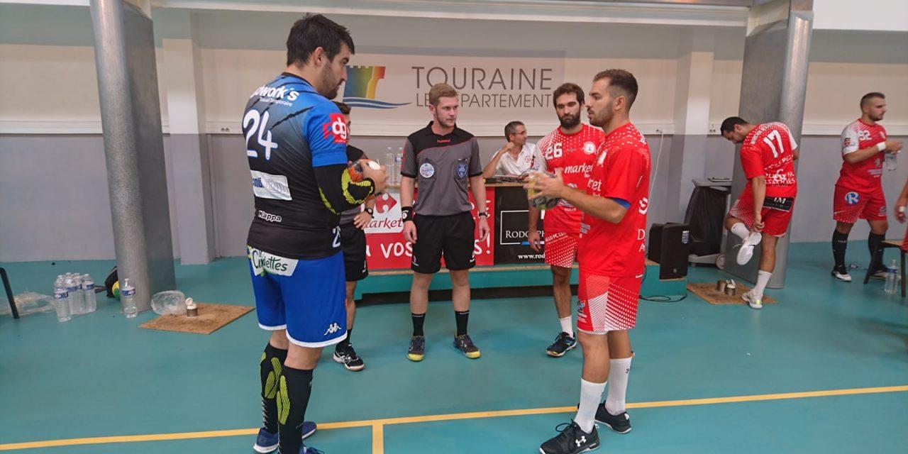 WE 08/09 septembre 2018 – Coupe de France – Seniors 1 à Bléré
