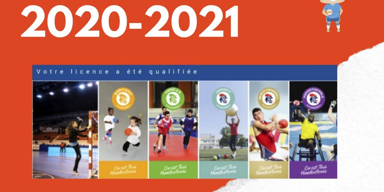 Licences 2021/22